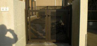 門柱・門扉などの門まわり工事