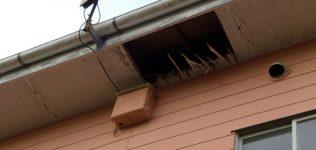 風被害修繕工事