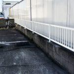 鹿嶋市 フェンス修繕工事