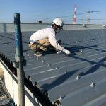 神栖市 店舗屋根塗装工事